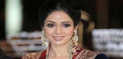 Muore Sridevi Kapoor : La star indiana di Bollywood aveva 54 anni