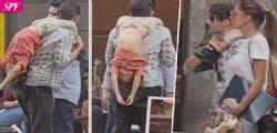 Belen Rodriguez e Andrea Iannone : prove di paternità