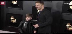 Ricky Martin allarga la famiglia: è arrivato il piccolo Renn