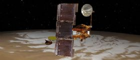 NASA: Mars Odyssey cambia strategia alla ricerca dell