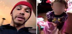 Lewis Hamilton accusato di omofobia : il post sul nipote