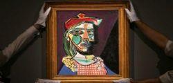 Ritratto amante di Pablo Picasso venduto a quasi 70 milioni dollari