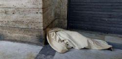 Maltempo e Freddo : clochard italiano trovato morto a Milano