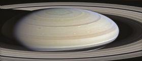 Un nuovo periodo di rotazione per Saturno