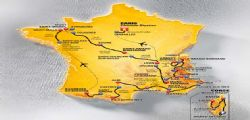 Tour de France 2013 : 5° Tappa Cagnes sur Mer- Marsiglia Diretta Streaming