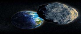 Asteroide in avvicinamento alla Terra: E