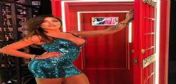 Altro che Belen! Guedalina Tavassi super sexy in intimo... ma fioccano anche critiche