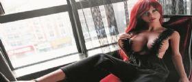 Torino, prima giornata con le Sex Dolls : Arrivano i primi clienti, anche una coppia di mezza età