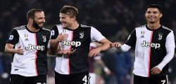 Juventus-Sassuolo in diretta live streaming