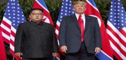 Donald Trump : vedrò  Kim Jong Un dopo elezioni novembre