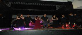 Il concerto di Ondanueve al teatro Remigio Paone di Formia