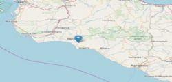 Terremoto Oggi, sciame sismico a Menfi : scossa di magnitudo 2.8