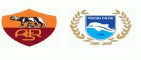 Roma Pescara Streaming Diretta Tv Seria A e Online Gratis