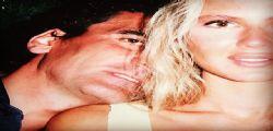 Nathaly Caldonazzo posta una foto con Massimo Troisi