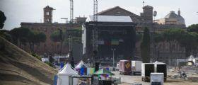 Alleta per il concerto Springsteen : Agenti in borghese infiltrati tra i fan