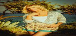 Alessia Marcuzzi svela un retroscena : A Temptation Island mi vedrete in pigiama