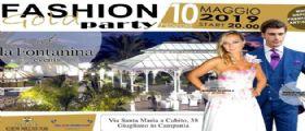 Musica, glamour e gossip alla settima edizione del Fashion Gold Party