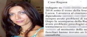 Roberta Ragusa, lettera anonima a Chi l