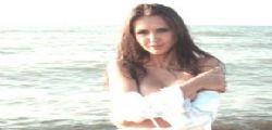 La Modella Alexandra Sereda sfigurata dall