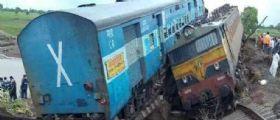 India, treni deragliano per le piogge monsoniche : Più di 30 morti