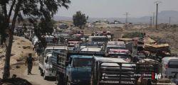 Dopo 3 anni la Siria riapre confine con Giordania