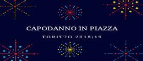 Capodanno 2019 a Toritto: sul palco i grandi artisti della musica dance degli anni