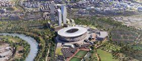 Roma, operazione dei carabinieri : Scattano 9 arresti per il nuovo stadio di Tor Di Valle