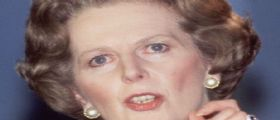 Morta Margaret Thatcher colta da un ictus