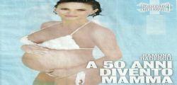 Avevo congelato gli ovuli, ma... Ramona Badescu diventa mamma a 50 anni
