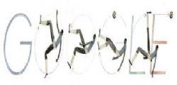 Google doodle : Oggi la bicicleta di Leonidas