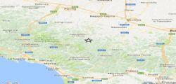 Terremoto Oggi  Reggio Emilia : Scossa magnitudo 4.0 avvertita anche a Bologna, Modena, Prato, Pistoia e Firenze
