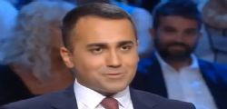 Giovanni Floris interroga Di Maio: Do you speak english?