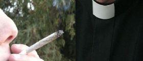 Polonia : Giovane prete fuma marijuana con due chierichetti nel bosco