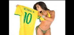 Miss bum bum : Mondiali Brasile 2014 per il miglior lato B