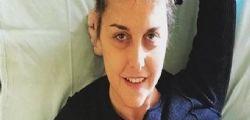 Hai ricevuto il tuo dono! Nadia Toffa in chemioterapia alla vigilia di Natale