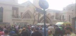 Esplosioni Chiese Egitto: decine di morti e feriti