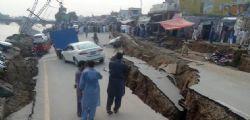 Terremoto Pakistan, sisma 5,8 : almeno 23 morti