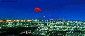 UFO in India sulla raffineria più grande del mondo