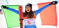 PyeongChang 2018/ Sofia Goggia è oro nella discesa libera : Sono stata una samurai