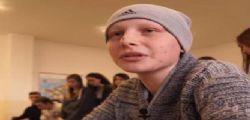 Morto il 18enne Simone Dispensa : La speranza dei suoi compagni di classe che si erano vaccinati