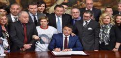 Omicidio stradale : Matteo Renzi firma la legge