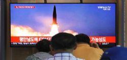 La Corea del Nord ha lanciato un missile dalla costa orientale