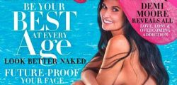 Demi Moore nuda in copertina a 56 anni! Stuprata a 15 anni, salvai mamma dal suicidio