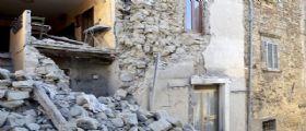 Terremoto Oggi : 3 forti scosse tra Accumuli e Arquata del Tronto