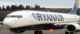Maxi-multa da 400mila euro a Ryanair
