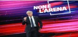 """Premier non eletto dal popolo, Massimo Giletti chiarisce la gaffe: """"È scelto da giochi di palazzo"""""""