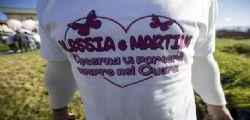 Strage Latina : In diretta i funerali di Alessia e Martina