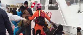 Strage di migranti Lampedusa : 9 superstiti raccolti da un mercantile italiano