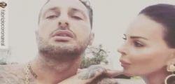 Fabrizio Corona e Nina Moric fanno pace per il figlio Carlos