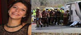 Autobus Erasmus : Studentessa italiana riapre gli occhi dopo il coma